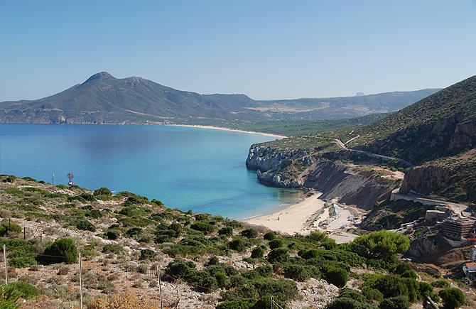 Costa Verde, l'altra Sardegna
