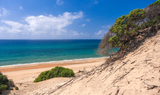 Costa Verde: paradiso selvaggio da vivere in coppia