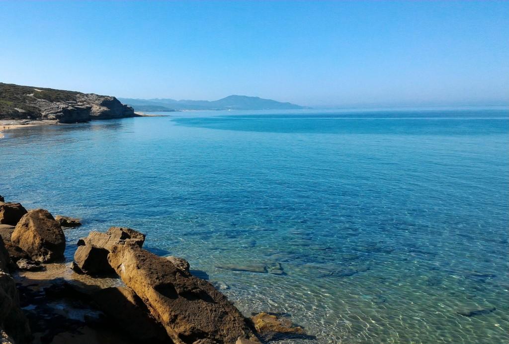 La spiaggia di Funtanazza
