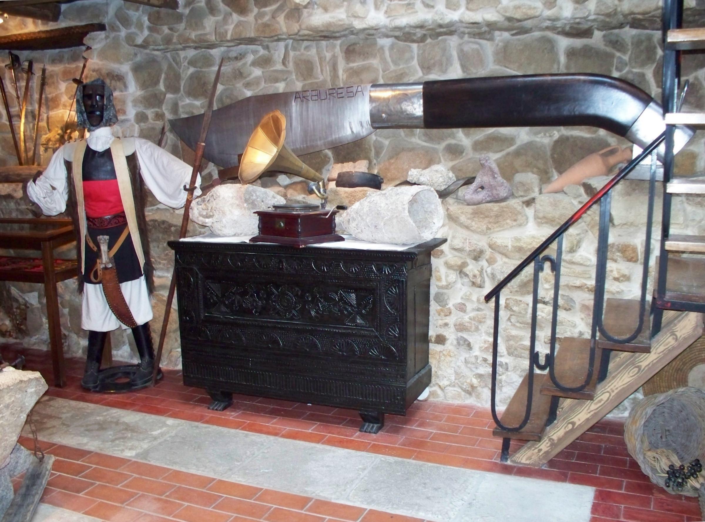 Il Museo del Coltello Sardo di Arbus