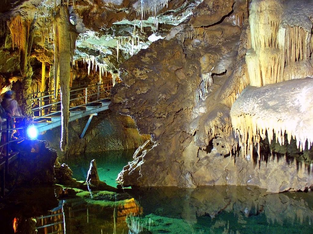 Le grotte di Su Mannau