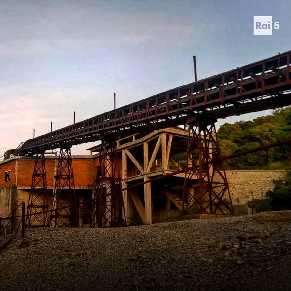 """(Italiano) La Costa Verde protagonista del programma di Rai 5 """"Ghost town"""""""