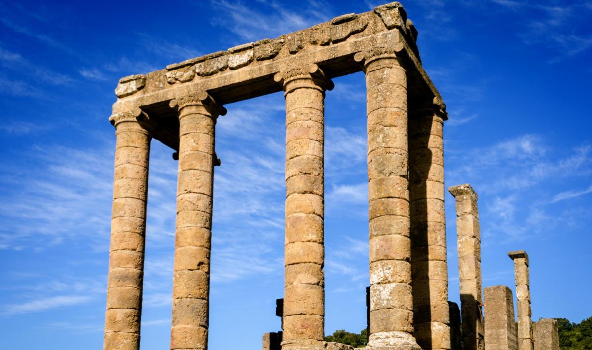 (Italiano) Il tempio di Antas