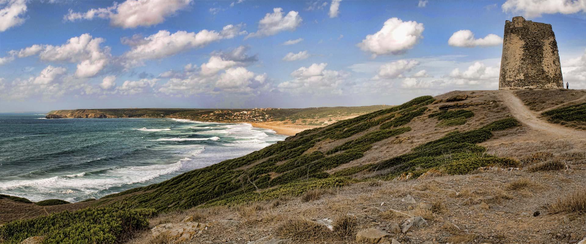 Passare le vacanze in Sardegna: destinazione Costa Verde