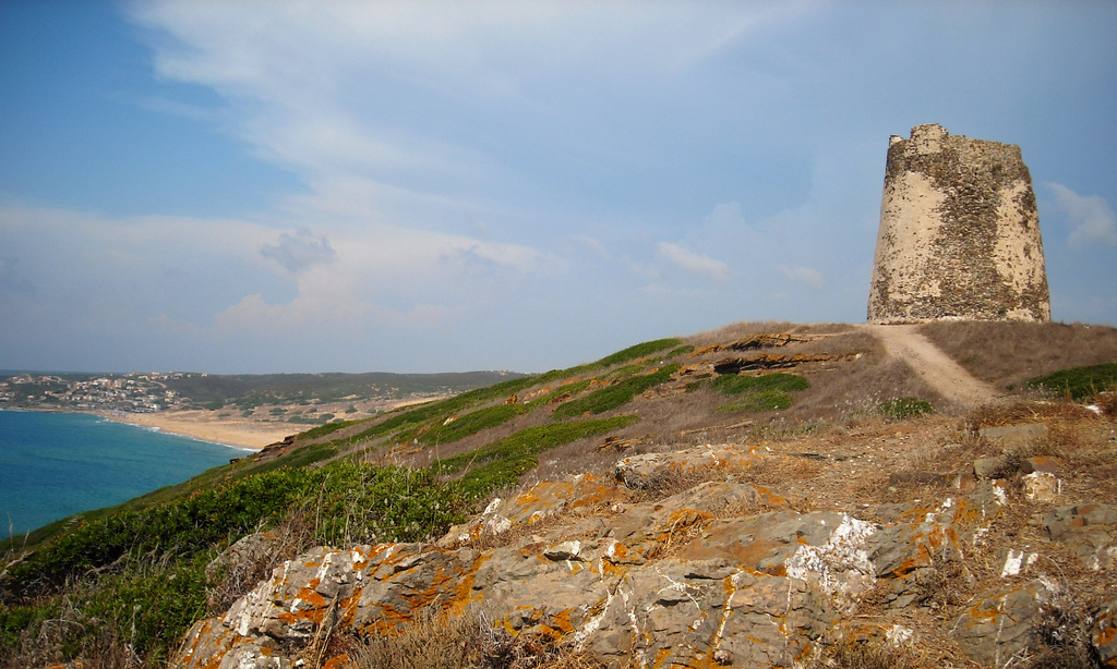 (Italiano) La Torre di Flumentorgiu