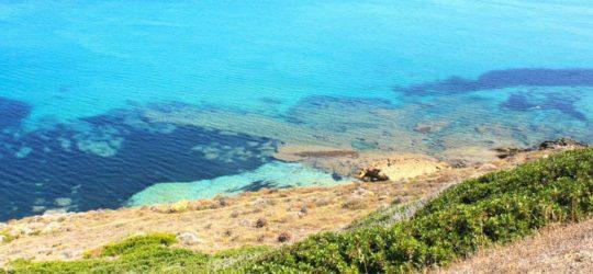 Le acque del mare della Sardegna sono eccellenti, le migliori in Italia