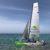 (Italiano) Tre uomini a caccia di plastica su un catamarano, tappa anche a Torre dei Corsari